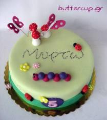 HAPPY SPRING CAKE