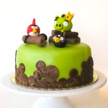 angry birds cake-2wtr