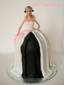 chanel barbie cake-1wtr