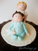 christening cake-3wtr