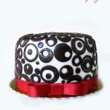 circles cake-2wtr