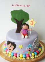 Dora-and-Diego-cake1