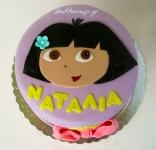 dora the explorer cake-1wtr