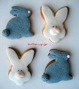 easter bunny biscuits