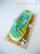 flip flop cake-3wtr