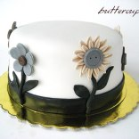 flower button cake2