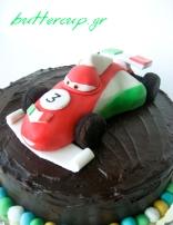 Francesco Bernulli Cake wtr