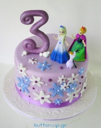 frozen-purple-snowflake-cake-topper