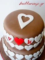 hearts wedding cake-8wtr