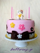 hello kitty cake-6wtr
