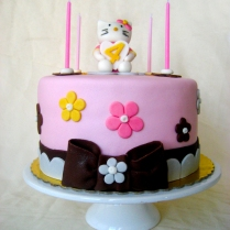hello kitty cake-6wtr