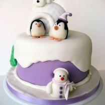 igloo cake wtr