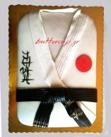 Karate cake 1
