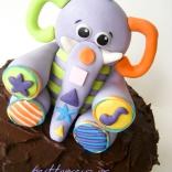 lamaze elephant cake-5wtr