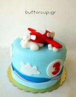 little-airplane-cake
