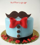 little-man-cake