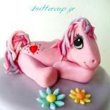 little pony cake-3wtr