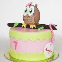 owl cake 3