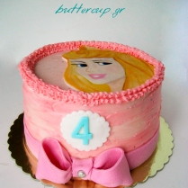 Princess Aurora Cake-2wtr