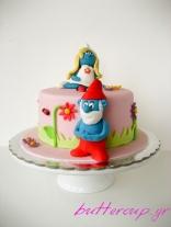 smurf cake-1wtr