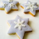 snowflake stars