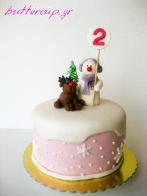 snowman cake-4wtr