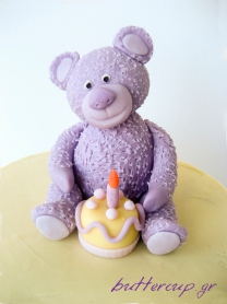 teddy bear cake-2wtr