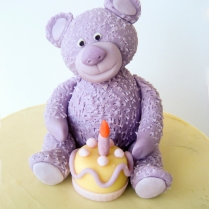 teddy bear cake-2wtr