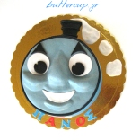 thomas the train cake 1