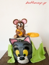 tom and jerry cake-4wtr