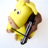violinist bull