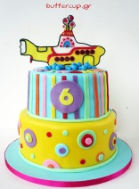 yellow-submarine-cake