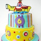yellow-submarine-cake