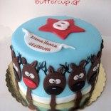 reindeer-cake