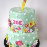 girly-spring-flowers-cake
