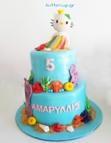 hello-kitty-mermaid-cake
