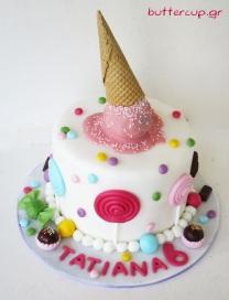 melting-ice-cream-and-candies-cake