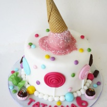 melting-ice-cream-and-candies-cake