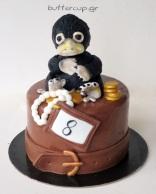 Niffler-cake