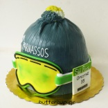 ski-hat-and-mask-cake
